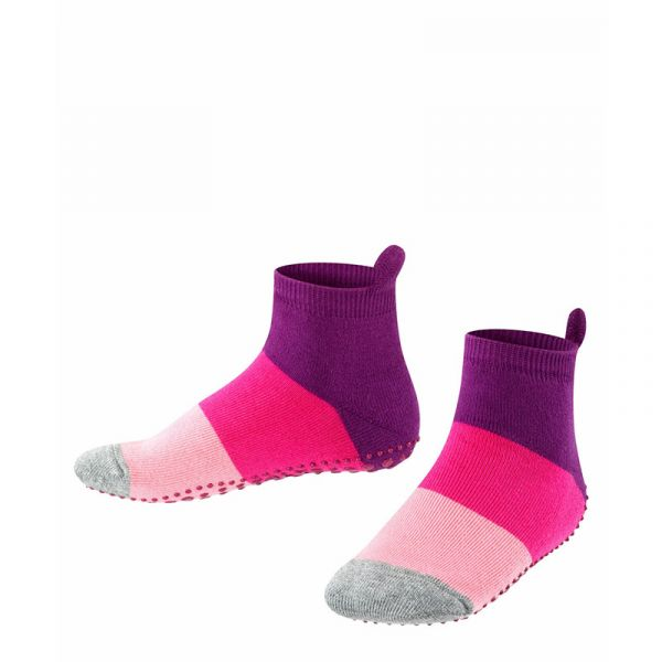 Anti-Slip Kids FALKE Colour Block
