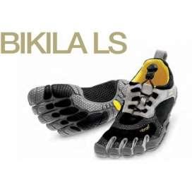 Vibram FiveFingers Bikila LS Black