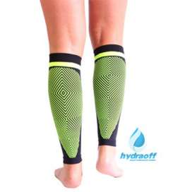 Pantorrillera Triatlon Medilast Green