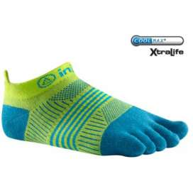 Injinji Woman Run Light Lime