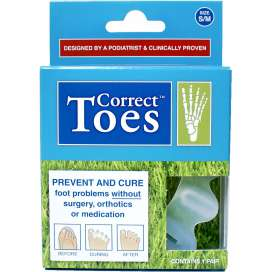 Correctores de dedos -Correct Toes-
