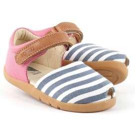 Bobux Twist Sandal Pink