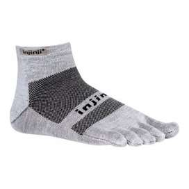 Injinji Run light Gray