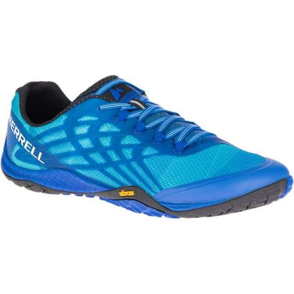 GLOVE 4 - Zapatillas de trail running - emerald UkxKp