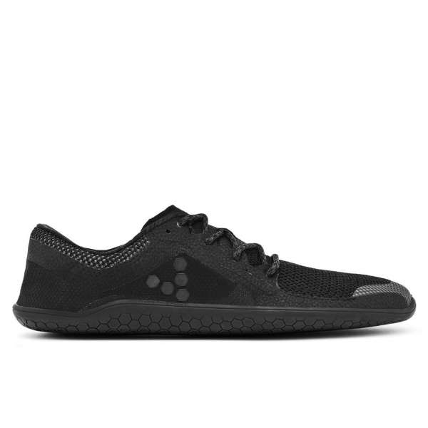 Vivobarefoot Primus Lite Junior Black
