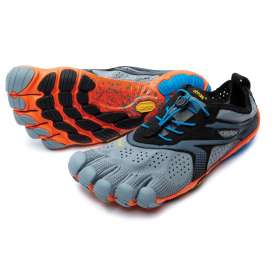 Vibram FiveFingers V-Run Grey