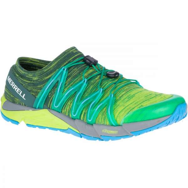 Merrell Bare Access Flex Knit Lime