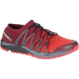 Merrell Bare Access Flex Knit Red