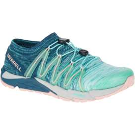 Merrell Bare Access Flex Knit Women Aqua