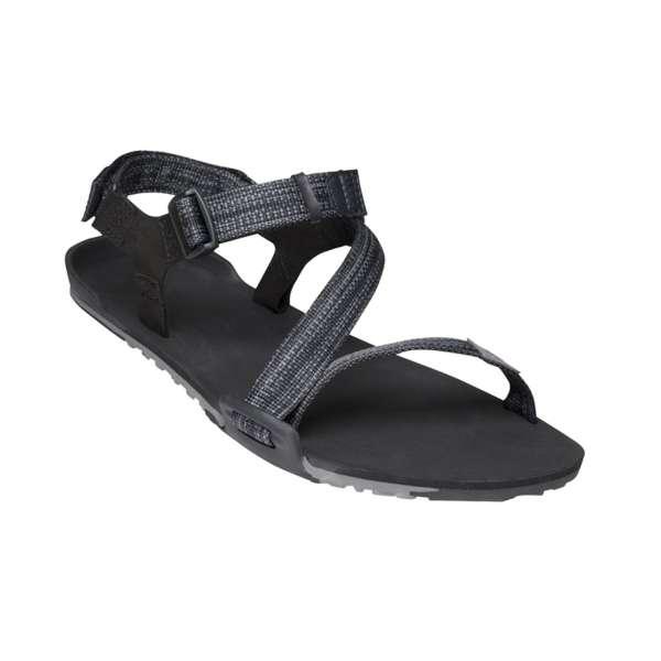 Xero Shoes Z-Trail - Mulher, Black-Multi Black