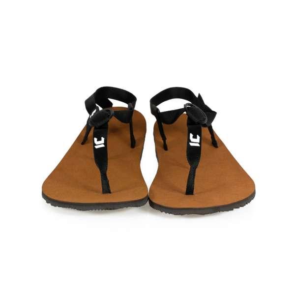 ZaUri Hanami Sandals Black Strap