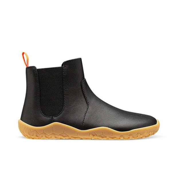 Vivobarefoot Fulham Leather Kids -Water resistant-