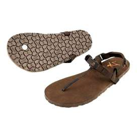 Sandals Pies Sucios Terra Zip