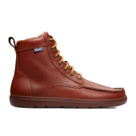 Lems Boulder Leather Russet | Women