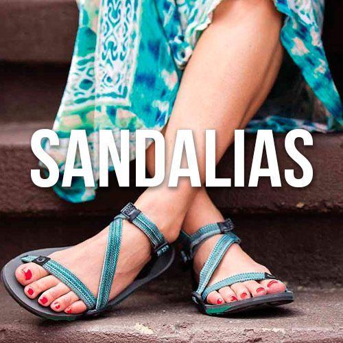 Sandálias /Huaraches