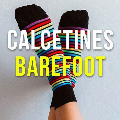 Calcetines Barefoot