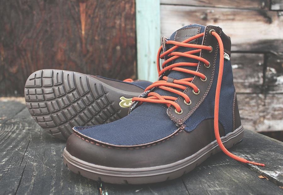 Calzado minimalista Lems bota