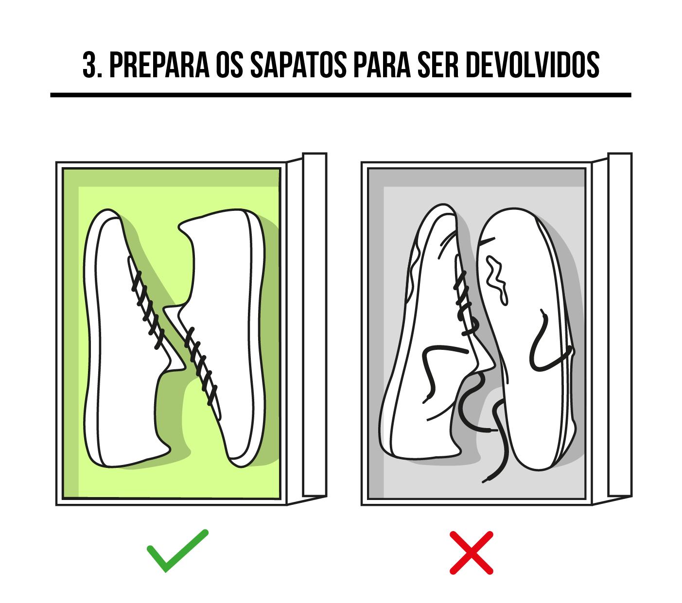 troca de tamanho zapato minimalista zami.es