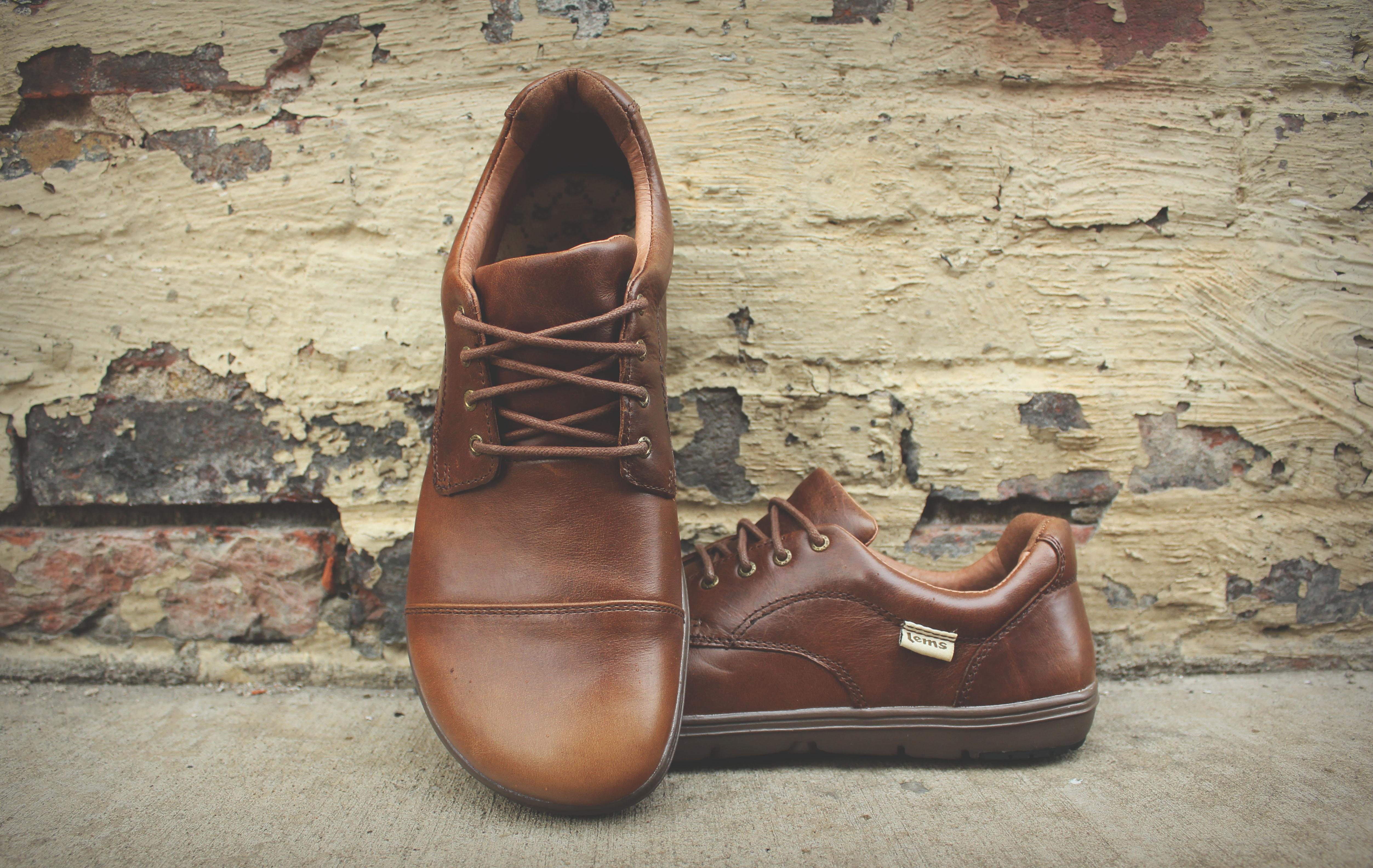 Lems Nine2five calzado minimalista