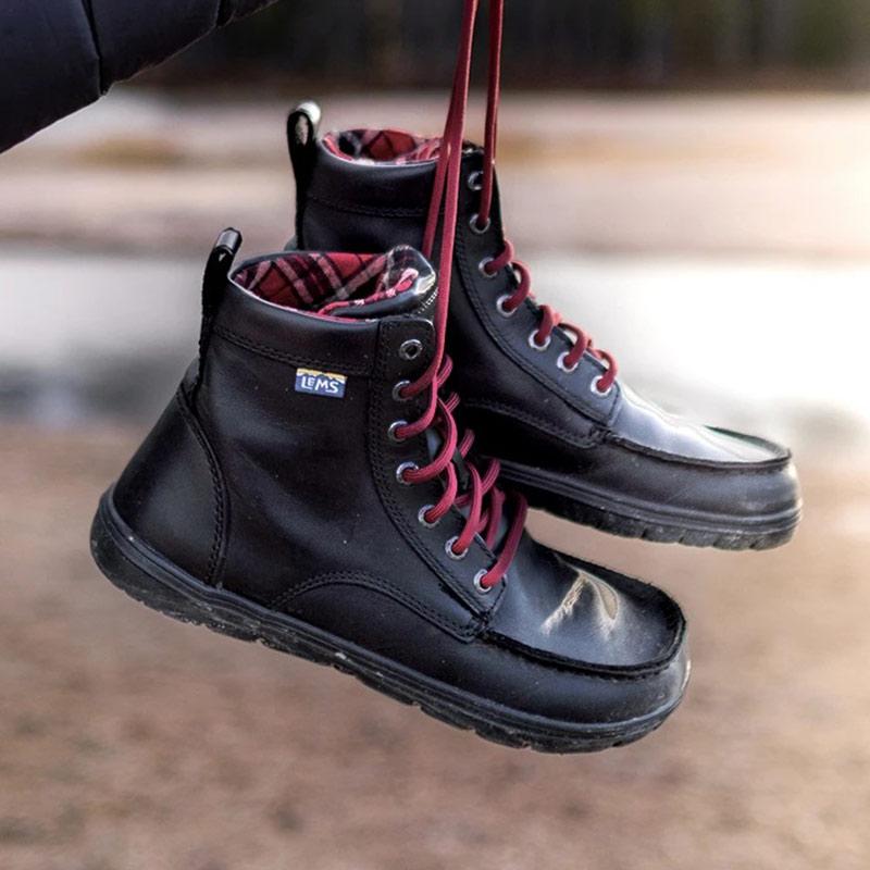 Boulder Boot LTR Raven