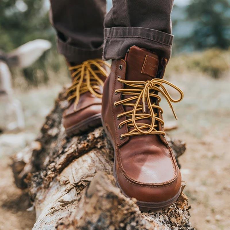 Boulder Boot LTR Russet