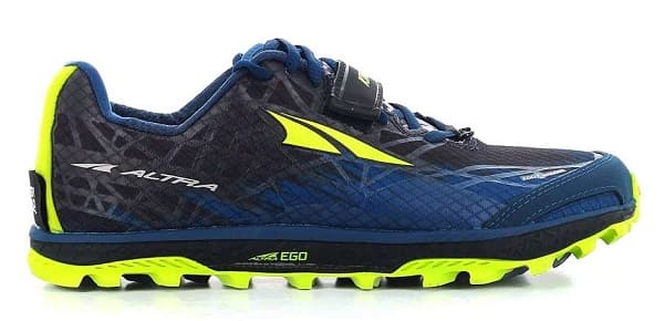 Altra King MT 1.5, calzado minimalista con suela Vibram para montaña