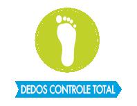dedos controle total