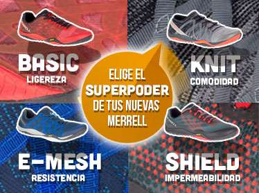 modelos merrell trail glove 4
