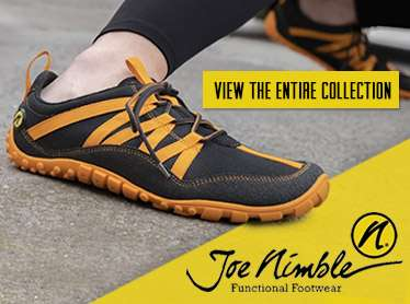 Joe Nimble. Toefreedom