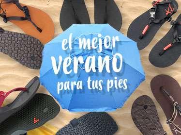 El mejor verano para tus pies