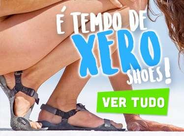 É tempo de Xero Shoes