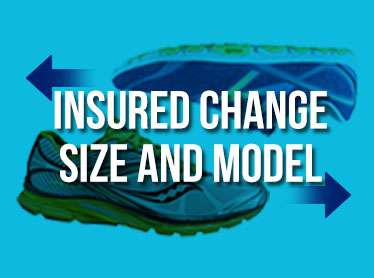 Insured change size and model