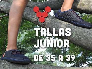 Vivobarefoot - Tallas Junior