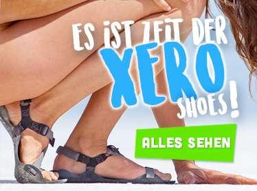 Es ist Zeit der Xero Shoes