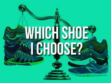 Which shoe I choose?
