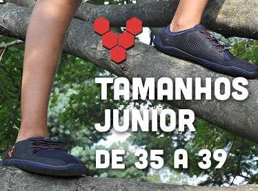 Vivobarefoot - Tamanhos sizes
