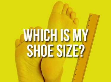Which is my shoe size
