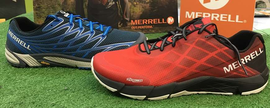 Comparativa Merrell Bare Access Flex y Bare Access 4