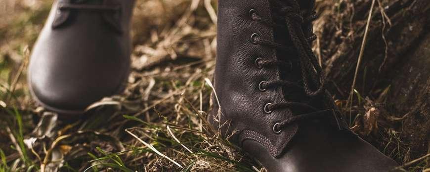 Minimalist winter shoes