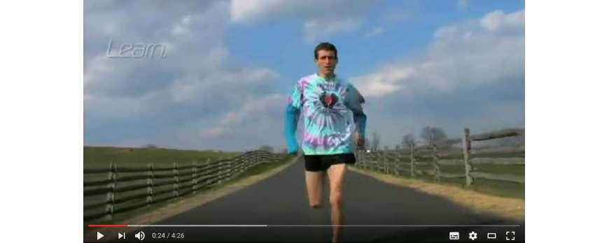 Técnica de correr descalzo por el Dr. Mark Cucuzzella