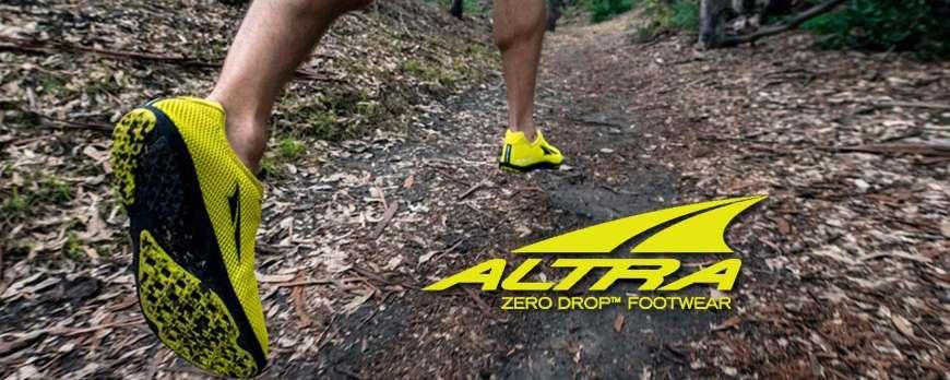 Altra, neue minimalistische Schuhe für Zero Limits