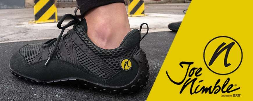 Kennen Sie JOE-NIMBLE? Die besten rein minimalistischen Schuhe