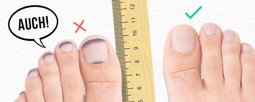 3 Tipps, um die Größe nicht zu verändern