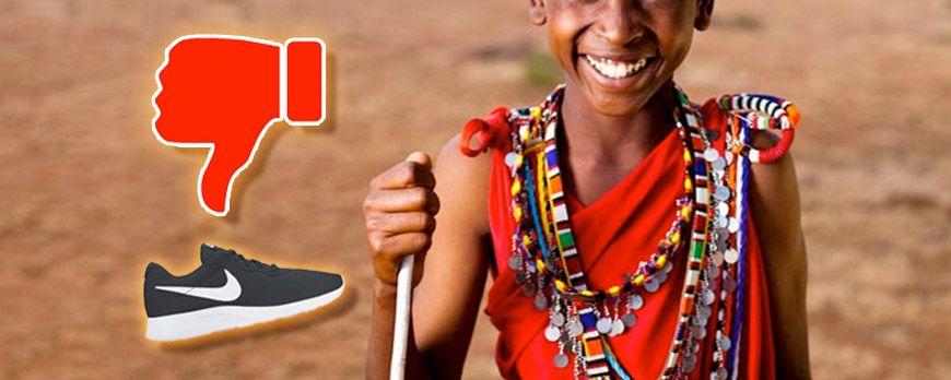 Warum hassen kenianische Kinder die Schuhe?