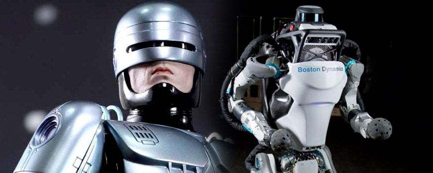 Did you like Robocop? Then you will love this