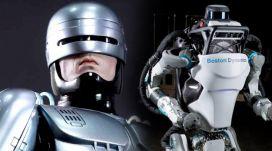¿Te gustaba Robocop? Entonces esto te encantará