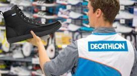 Si buscas Zapatos de ancho especial vete al Decatlon y pregunta por...