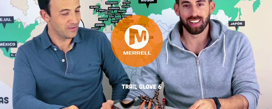 Trail Glove 6. Merrell, what have you done? We take a look at Merrell's new shoe
