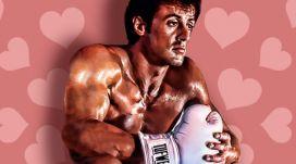 Rocky Balboa, a romantic