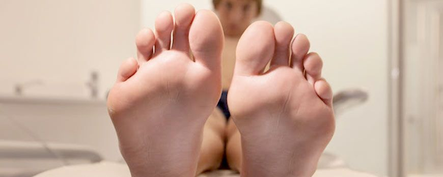 A podiatrist speaks out loud and clear